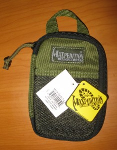 maxpedition micro pocket organizer