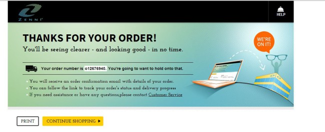 place my order 2