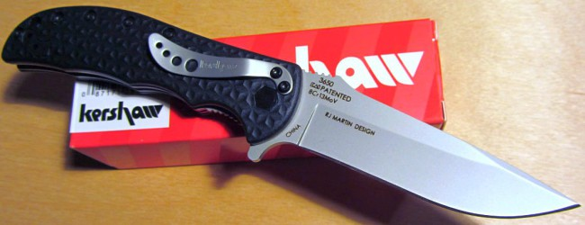 kershaw 8cr